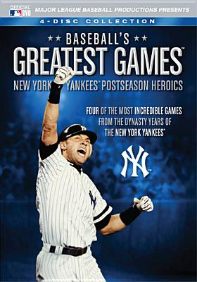BASEBALL'S GREATEST GAMES:NEW YORK YA (DVD)
