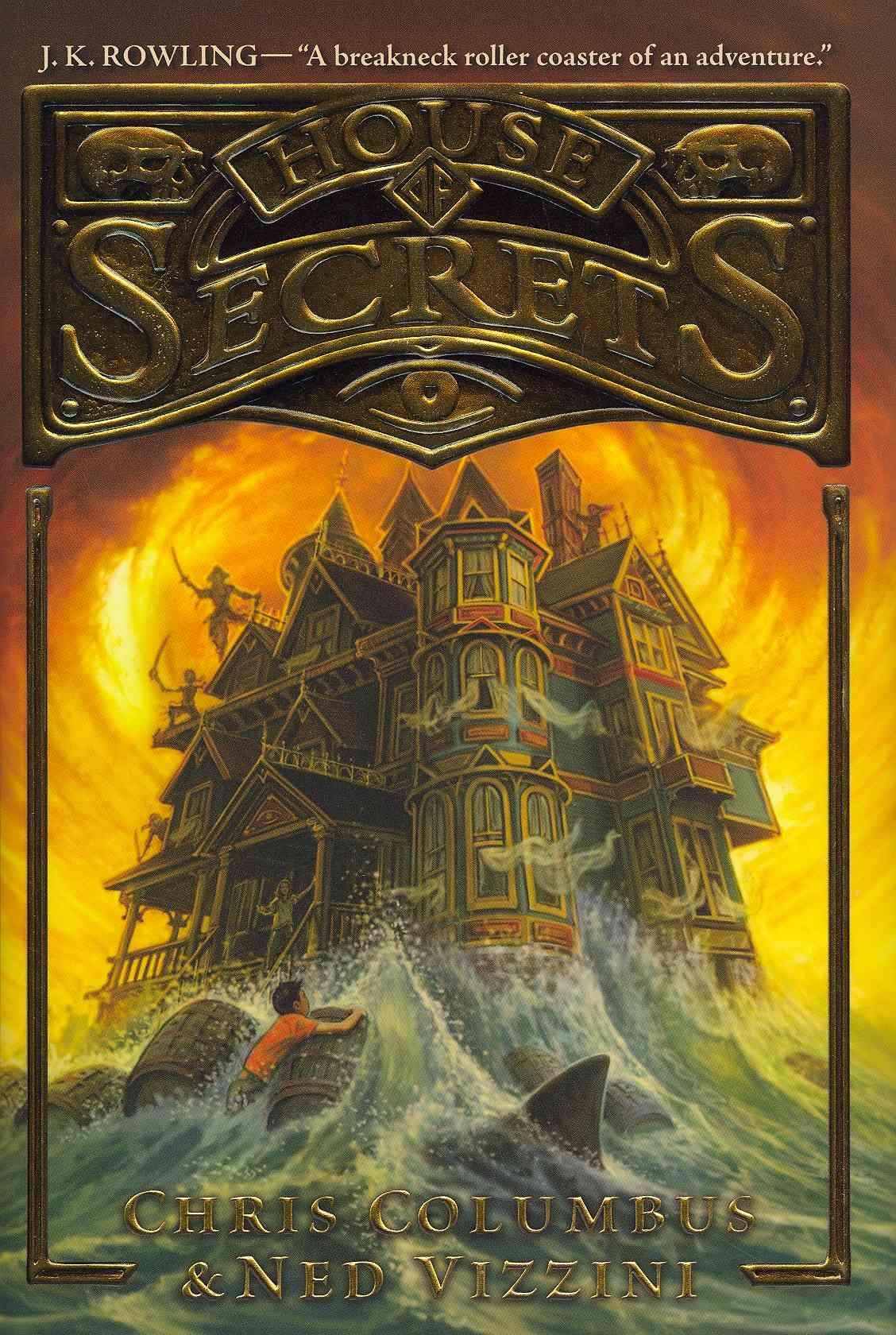 House of Secrets By Columbus, Chris/ Vizzini, Ned
