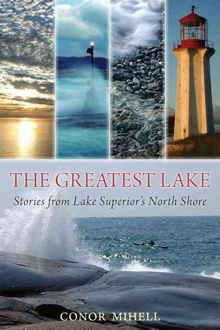 The Greatest Lake By Mihell, Conor
